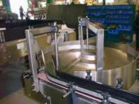 rotary feed table